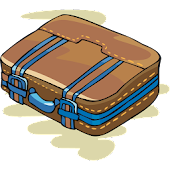 Suitcase Luggage List - FREE
