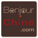 BonjourChine China Forum FR logo