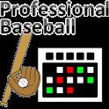 Profesionnal Baseball Calendar icon