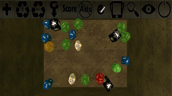 Dice & Dragons D&D 3D - screenshot thumbnail