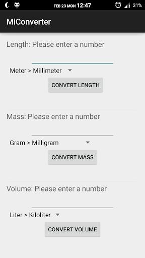 MiConverter