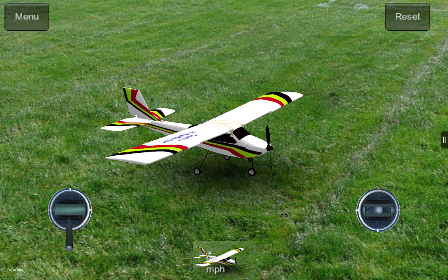 Absolute RC Plane Sim - screenshot