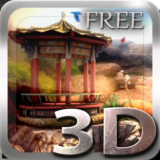 Oriental Garden 3D free 個人化 App LOGO-APP試玩