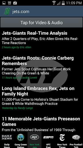 New York Jets News By JD