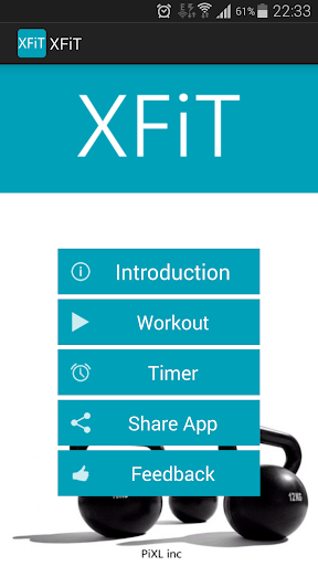 XFiT - HIIT Workouts