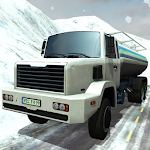Frozen Highway Truck Driver 3D 1.0 Apk
