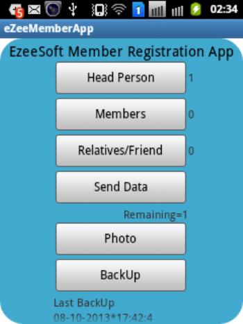 eZeeMemberApp