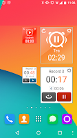 Screenshot of Multi Timer StopWatch