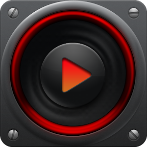 Playerpro Red Fusion Skin   Android Apps On Google Play