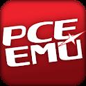 PCE.emu logo