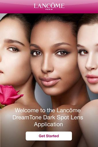 Lancôme DreamTone Lens App