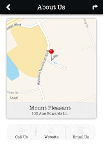 Mount Pleasant SC Police Dept. - screenshot thumbnail