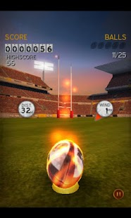 Flick Kick Rugby- screenshot thumbnail