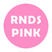 Pink Rounds - Icon Pack