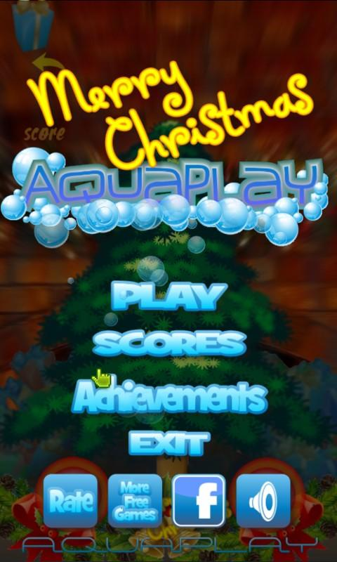 Merry Christmas Aquaplay free- screenshot