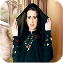 اجمل صور عبايات سعودية 2014 icon