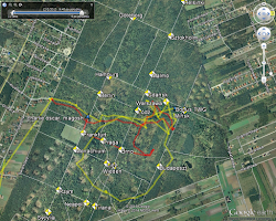 Screenshot of Airsoft Force Tracking