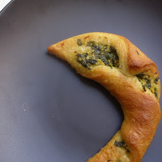 Lemon Pesto Crescent Rolls