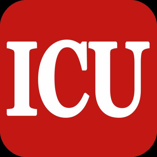 ICU Trials by ClinCalc LOGO-APP點子
