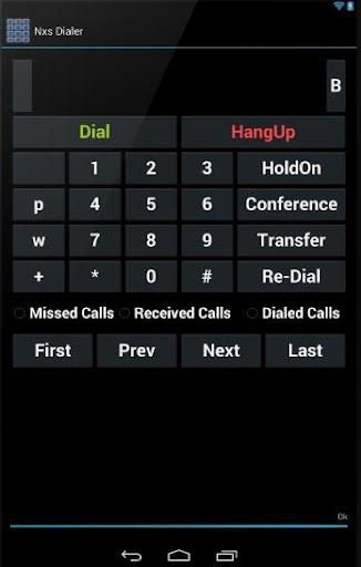 NXS Dialer