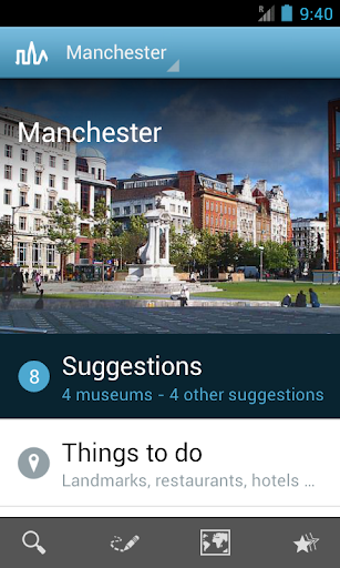 Manchester Guide by Triposo