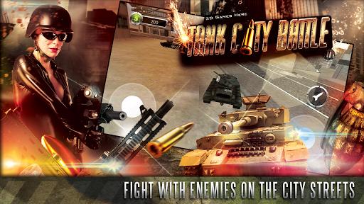 City Tank Battle 3D