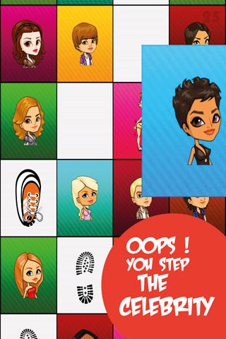 Don't Step the Celebrities2015 1.1 screenshots 4