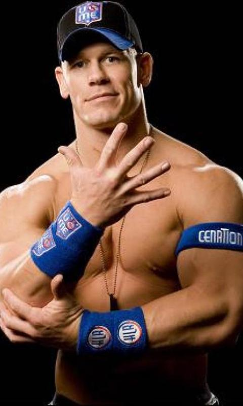 John Cena HD Wall+Slide - screenshot