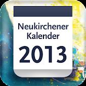 Neukirchener Kalender 2013