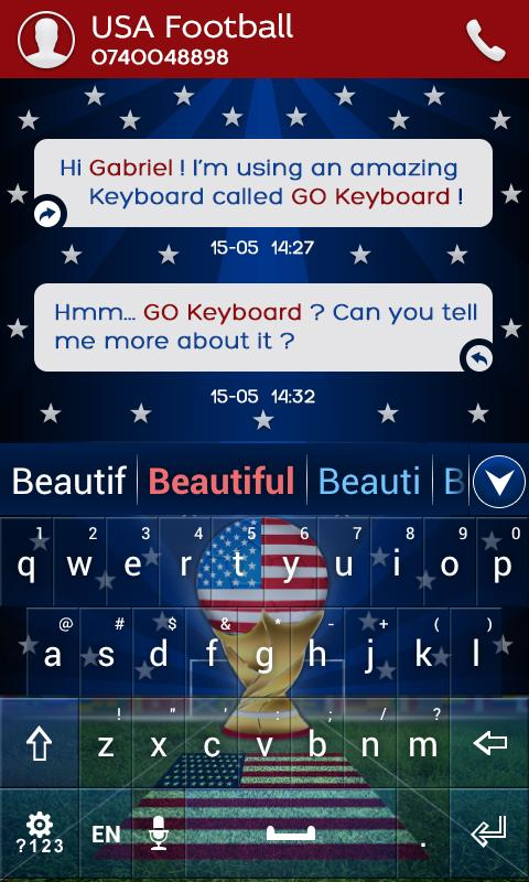 Soccer-USA-Keyboard-Theme 11