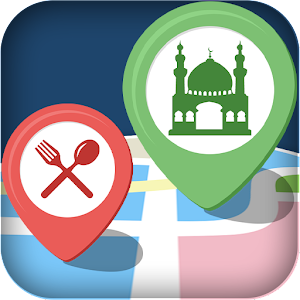 Tải Game Mosque and Halal Finder 2017