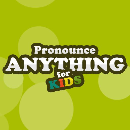 Pronounce Anything For Kids LOGO-APP點子