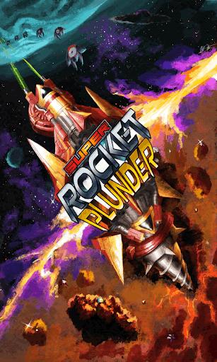 Super Rocket Plunder