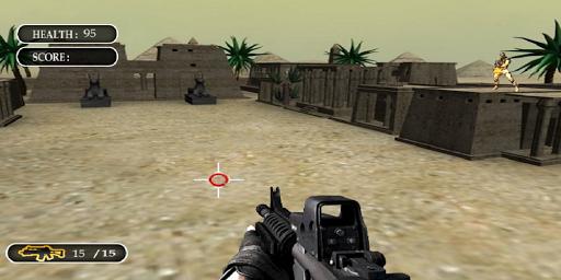 Sniper Train