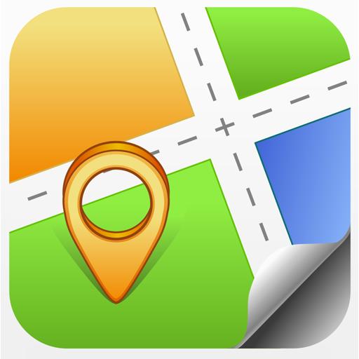 紐約,美國 離線地圖 LOGO-APP點子