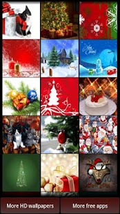 Merry Christmas HD Wallpapers - screenshot thumbnail