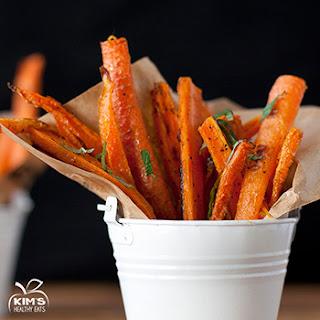 Carrot Fries.
