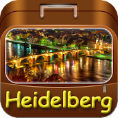 Heidelberg Offline Map Guide
