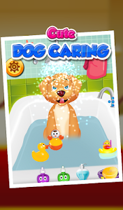 Cute Dog Caring - Kids Game v33.2