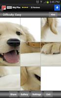 Screenshot of Jigsaw Puzzle: Cute Animals