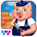 Three Little Pigs - Storybook icon