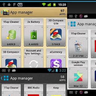 Download AppMgr Pro III (App 2 SD) 3.29 APK
