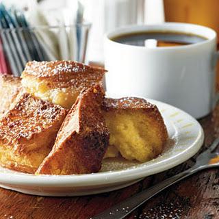Loretta's Bread Pudding from Big John's Shake Shack