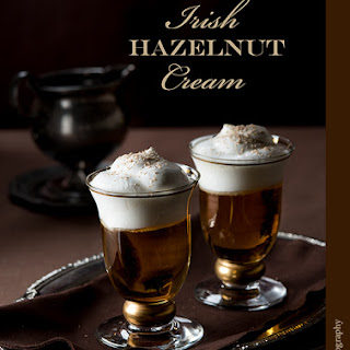 Irish Hazelnut Cream