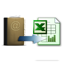 Call log to Excel icon