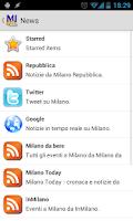 Screenshot of MIlano