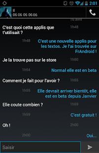 ICmess Beta – Light SMS 0.98.06 APK Android