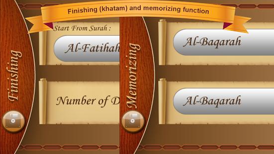 MyQuran v.3- screenshot thumbnail