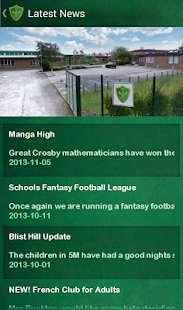 Great Crosby Catholic Primary- screenshot thumbnail