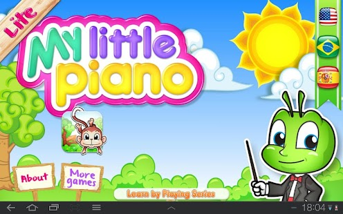 My Little Piano Lite - screenshot thumbnail
